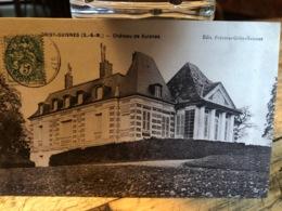 Grisy Suisnes Château De Suisnes - Francia