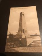 Mesen - Meessen - Messines - Ieper- Ypres- Memorial New Zealand Division Worldwar 1914-18 - Messines - Mesen