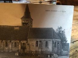 Grisy Suisnes L église - Francia