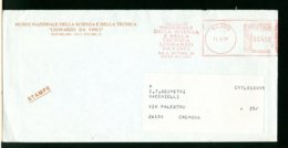 ITALIA - EMA - MILANO - MUSEO NAZIONALE DELLA SCIENZA E DELLA TECNICA - LEONARDO DA VINCI - Celebrità