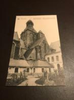 Mesen - Meessen - Messines - Institution Royale. Cour St. Georges. Nord-Est - Ed. Sansen-Vanneste - Messines - Mesen