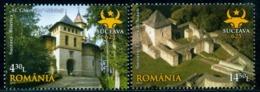 Romania 2011 Suceava Royal Fortress,Coins,St.George Church,Münze,6709,NH - Kirchen U. Kathedralen