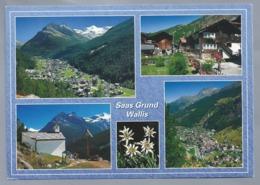 CH.- SAAS GRUND. Wallis. Valais. - VS Valais