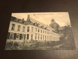 Mesen - Meessen - Messines - Institution Royale. - Côté Est - Messines - Mesen