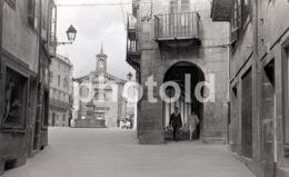1965 VESPA SCOOTER SANTIAGO DE COMPOSTELA GALICIA ESPANA SPAIN ESPAGNE AMATEUR 35mm  ORIGINAL NEGATIVE Not PHOTO No FOTO - Sonstige
