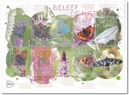 Nederland 2019, Postfris MNH, Butterflies - 2013-... (Willem-Alexander)