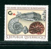 AUSTRIA  -  MNH  -  MUSEO GEOLOGIA  -  FOSSILI - Fossils