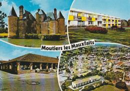 MOUTIERS-les-MAUFAITS. - Multi-Vues - Moutiers Les Mauxfaits