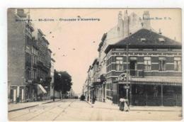 Bruxelles. - St-Gilles - Chaussée D'Alsemberg 1909     L.Lagaert N.30 - St-Gilles - St-Gillis