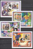 Football / Soccer / Fussball - WM 1998:  Niger  4 SoBl ** - Fußball-Weltmeisterschaft