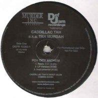 Cadillac Tah A.k.a. Tah Murdah- POV City Anthem/You Lose (6 Versions) - Spezialformate
