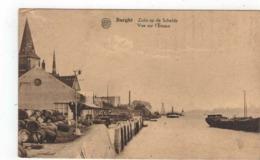 Burcht  Burght  Zicht Op De Schelde  Vue Sur L'Escaut - Zwijndrecht