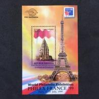 THAILAND. MNH. CANDI PRAMBANAN - TOUR EIFFEL. 5R0904D - Architecture