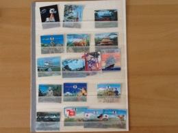 Lot 3D Stamps. - Francobolli
