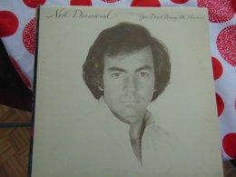 Neil »Diamond- You Don't Bring Me Flowers - Vinyl-Schallplatten