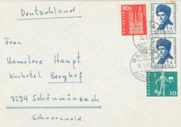 Jean Jaques Rousseau Schriftsteller Philosoph Pädagoge Naturforscher Aufklärung - Zürich Basel 1963 - Writers
