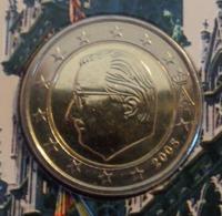 ===== 2 Euros Belgique 2005 état BU ===== - Belgium
