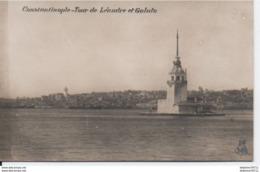 Constantinople- Tour De Léandre Et Galata - Turquie