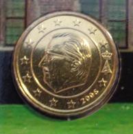 ===== 10 Cent Belgique 2006 Sorti Du BU (8 Pièces) Mais Légèrement Oxydé ===== - Belgium