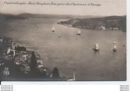 Constantinople-Haut Bosphore, Vue Prise Des Chateaux D'Europe - Turquie