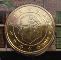 ===== 50 Cent Belgique 2006 état BU ===== - Belgium