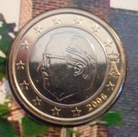 ===== 1 Euro Belgique 2006 état BU ===== - Belgium