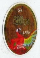 # MANGO BELLEZA BRAZIL Fruit Sticker Label, Etichette Etiquettes Etiquetas Adhesive Aufkleber Fruta Frutta Frucht - Fruit En Groenten