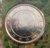 ===== 1 Euro Belgique 2007 état BU ===== - Belgium