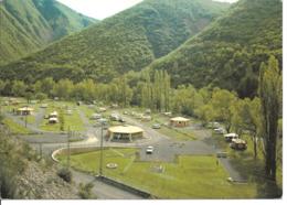 DIGNE - Camping Des Eaux Chaudes - Voiture - Caravane - Digne