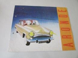 Simca Aronde, 1964 - Revues & Journaux