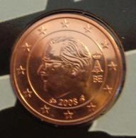 ===== 2 Cent Belgique 2008 état BU ===== - Belgium