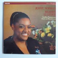 LP/ Jesse Norman - Brahms - 12 Lieder - Clásica