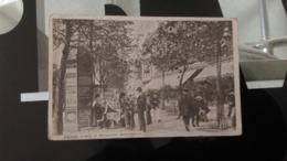 CPA - PARS Sur Le Boulevard St Martin - Petits Métiers à Paris