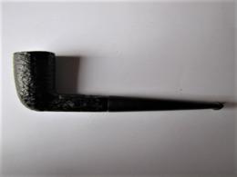 Ancienne Pipe En Bruyère - Longueur : 16 Cm. - Pipe In Bruyère