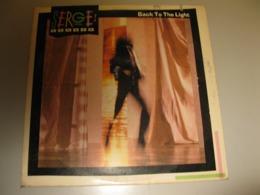 """VINYLE SERGE PONSAR """"BACK TO THE LIGHT"""" 33 T WARNER / WEA (1983) - Vinyl-Schallplatten"""