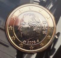 ===== 1 Euro Belgique 2008 état BU ===== - Belgium