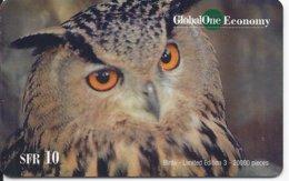 SWITZERLAND - GLOBALONE - OWL - Zwitserland