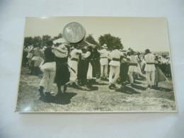 FOTO COSTUME TRADIZIONALE CONTADINO CONTADINA ARDEAL ROMANIA CM.12X18-18 - Mestieri