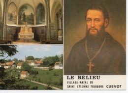 LE BELIEU - L'EGLISE ET SAINT ETIENNE THÉODORE CUENOT - Autres Communes