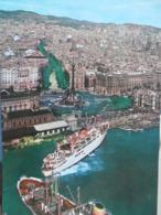 Barcelona Port Harbour Shps Bateaux - Barcelona