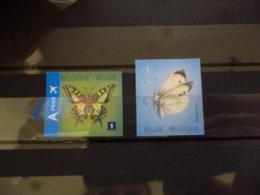 BELGIE ONGETAND 4255/56 Xx - Belgien