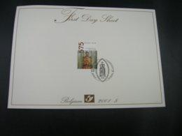 """BELG.2001 2979 FDS : """" Katholieke Universiteit Van Leuven/ Université Catholique De Louvain """" - FDC"""