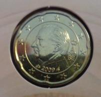 ===== 20 Cent Belgique 2009 état BU ===== - Belgium