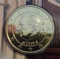 ===== 50 Cent Belgique 2009 état BU ===== - Belgium