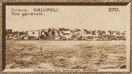 Gallipoli  Turquie Vue Generale Mer De Marmara  Turcs Armeniens . Juifs Grecs ; - Turquie