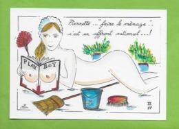 CPM Illustrateur Jean Luc Perrigault Pierrtte.Politique. - Illustrateurs & Photographes