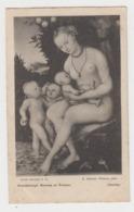 AB427 - Grossherzogl - Museum Zu Weimar - CHARITAS - Femme Seins Nus Et Enfants - Musei