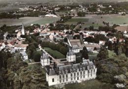 78 Le Tremblay S Mauldre / Le Chateau Vue Generale Aerienne 1968 - Francia