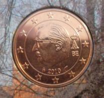 ===== 5 Cent Belgique 2010 état BU ===== - Belgium