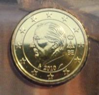===== 10 Cent Belgique 2010 état BU ===== - Belgium